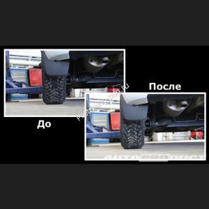 Пластины отрицательного развала задних колёс «AUTOPRODUCT» -1.0° LADA Vesta, LADA X-Ray
