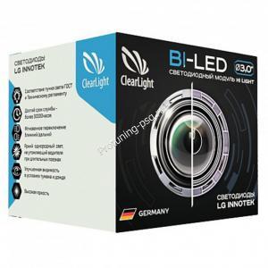 Светодиодный модуль Clearlight 3,0 BI-LED с блендой 1 шт.