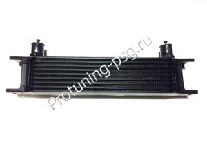 Масляный радиатор Euro style 7 рядов черный