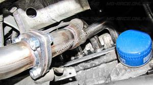 Система 4-2-1 MG-Race Лада Гранта седан, универсал (КП-механика) 1,6-1,8 16КЛ. (без насадки)