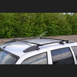 Рейлинги с поперечинами «PETROIL TUNING» ВАЗ 2123 /Нива-Шевроле/ (комплект) Цвет Серый