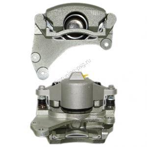 Комплект передних вентилируемых тормозов TORNADO  ВАЗ 21214 /Нива/, LADA 4x4 URBAN