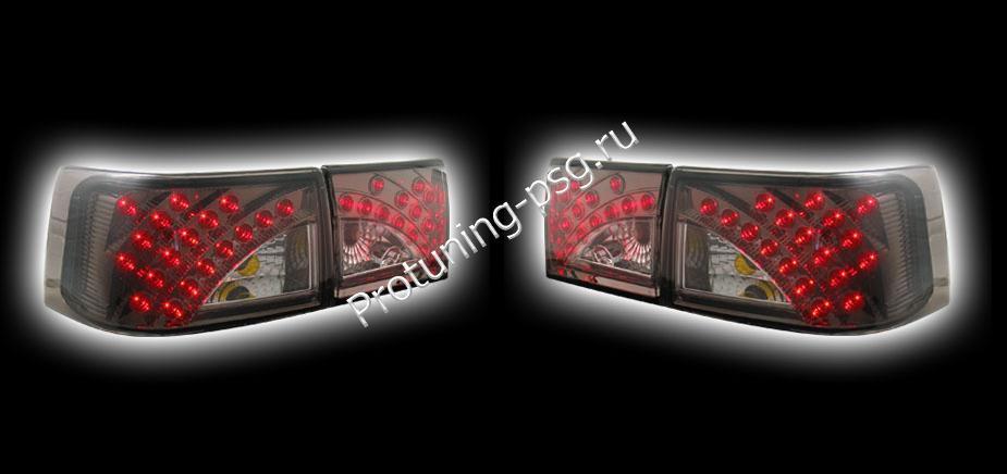 Фонари задние светодиодные эконом ВАЗ 2110, 2112 RS-07496