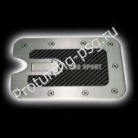 Накладка на лючок бензобака Lada 2110-2112 RS-00226