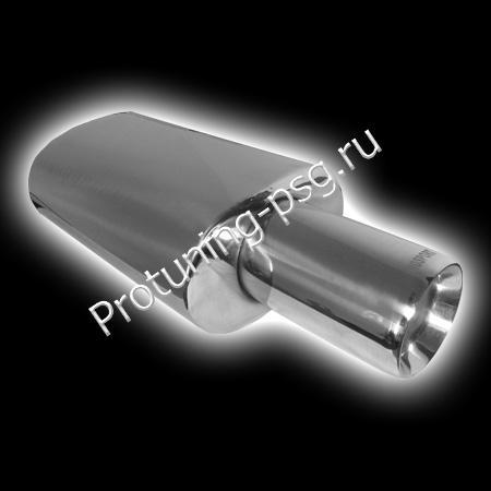 Спортивный глушитель ProSport (Dвхода=64, L=580мм) RS-07209