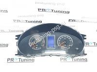 Панель приборов  Flash FX-4 Приора, Калина, ВАЗ 2110 с новой панелью