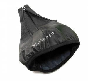 Чехол ручки КПП ВАЗ 2108 - 21099 чёрный