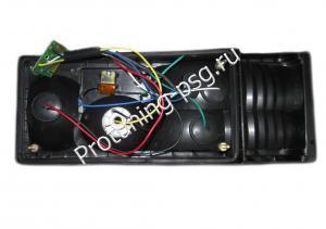 Фонари задние  ВАЗ 2108 - 21099, 2113, 2114 Osvar Style диодные, красный/тонированный