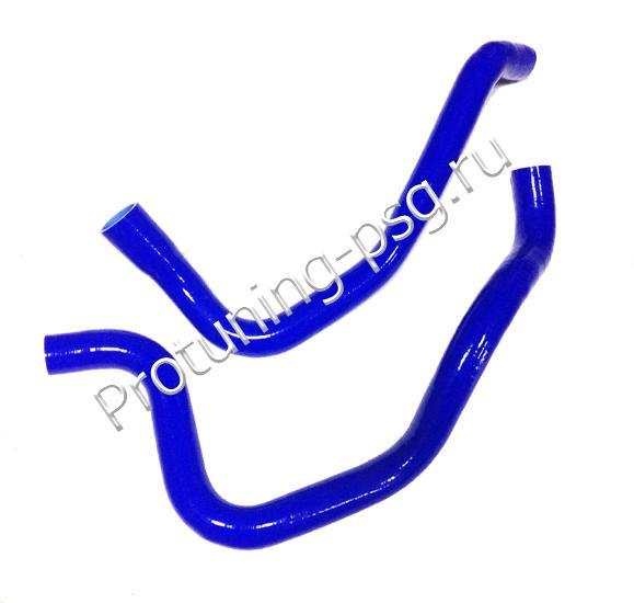Патрубки радиатора ВАЗ 2190 Гранта синие