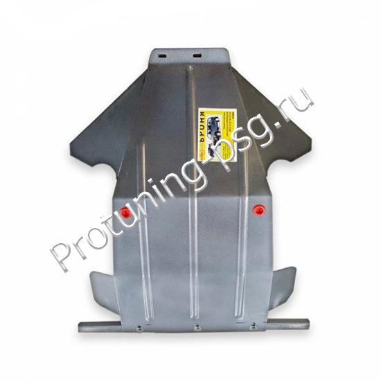 Защита картера двигателя Нива 21214-31 (инжектор), URBAN 4x4 усиленная
