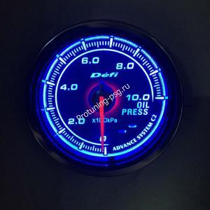 датчик DEFI C2 Advance розовый OP style