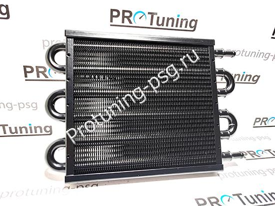 Масляный радиатор трансмиссионный 215*195*26