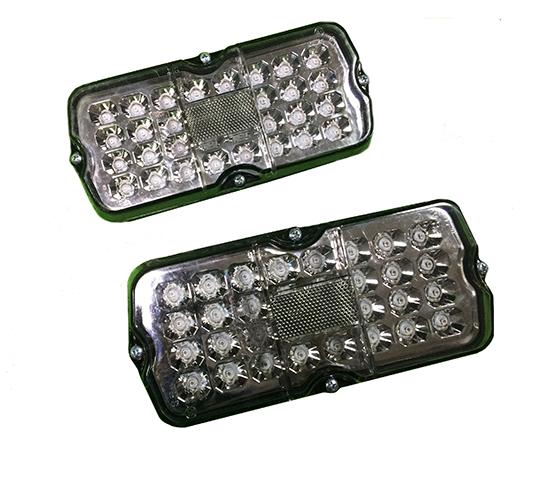 Светодиодные задние фонари уаз